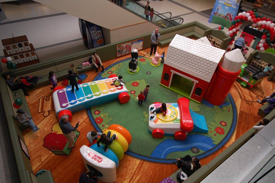 Monroeville Mall Playtime