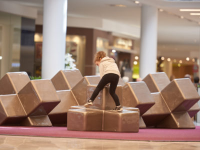 Eastland Shopping Center Play Environment Created by Playtime