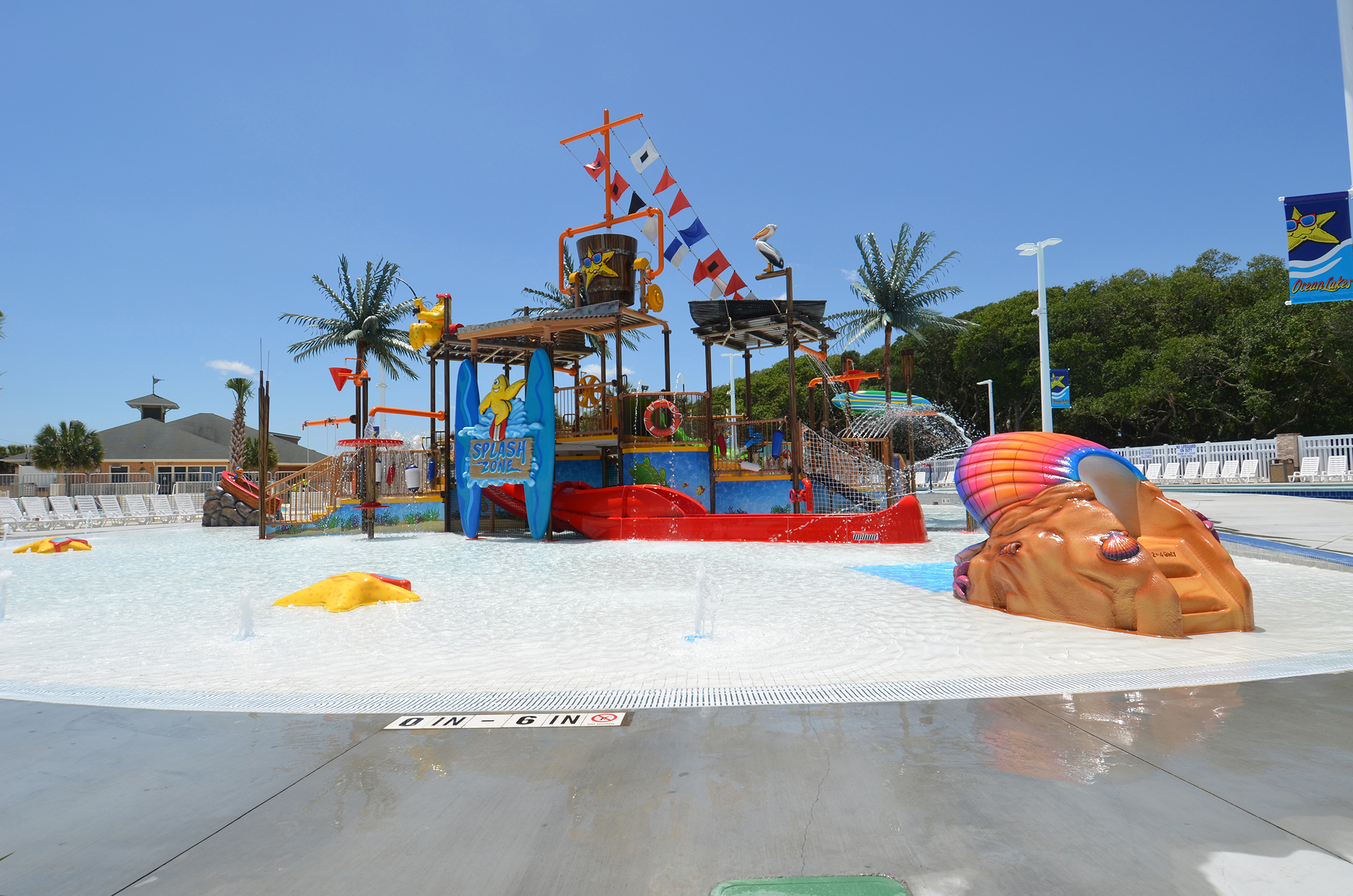 Family Water Park In Myrtle Beach Sc