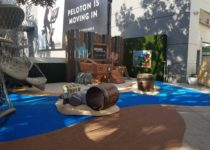 outdoor play area created by playtime at westfield centry city