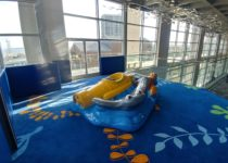 Sea life play area by Playtime