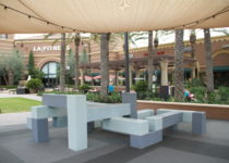 view of mall and outdoor play area created by playtime at woodbury town center