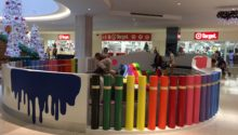 AMP Macquaire Center play area created by PLAYTIME