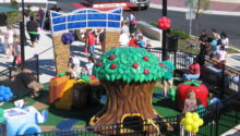 Alamance Crossing featuring play tree created by PLAYTIME