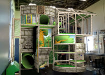 Burger King Activity Theme Play Environment Created by Playtime