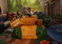 Memorial City Mall Enchanted Theme Play Environment Created by Playtime