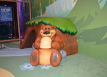 Breckenridge Rec Center bear with honey by PLAYTIME