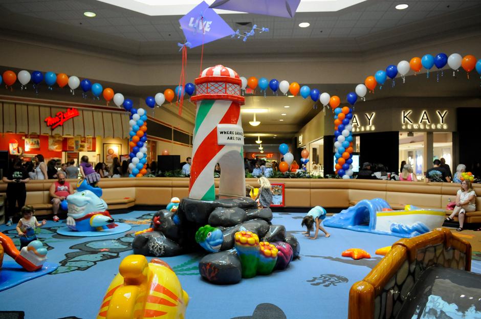Eastwood mall custom play area