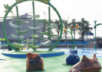 Florida Aquarium Amphibian Theme Environment Created by Playtime