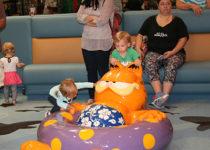 PLAYTIME Garfield play area