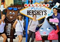 PLAYTIME Hershey's showcase licensed brands