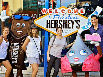 PLAYTIME Hershey's showcase licensed brands