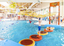 Hershey Water Works- Water Theme Environment Created by Playtime