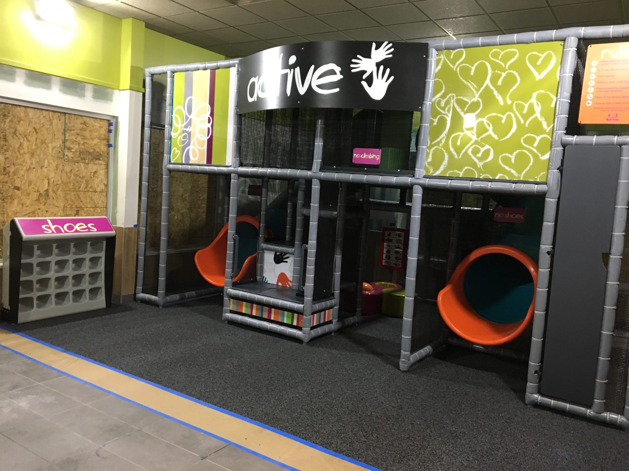 Mcdonald S Playplace 174 Solutions Playtime