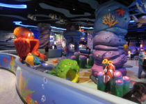 Lotte World PLAYTIME Experience Eun-Pyung sea creature area