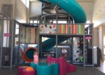 mcdonalds slide and play area from playtime
