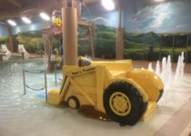 YMCA Kettle Moraine Playtime Theme Environment Water and Tractor 3