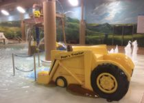 YMCA Kettle Moraine Playtime Theme Environment Water and Tractor 2