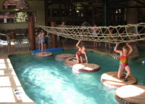 Great Wolf Lodge - Water Theme Environment Created by Playtime