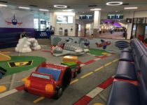 playtime play area airport theme at el paso airport