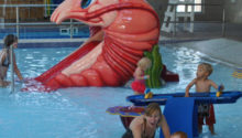 Kroc Center Biloxi MS Water Theme Environment Created by Playtime