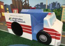 Custom Ambulance play element