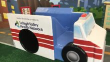 Custom Ambulance play element