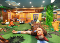 Lotte World Jack & the Beanstalk Children's Stories Theme Play Environment Created by Playtime