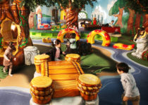 Lotte World Jungle Book Children's Stories Theme Play Environment Created by Playtime