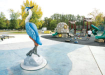 Lake Sammamish State Park Issaquah WA Bird & Fish Theme Play Environment Created by Playtime