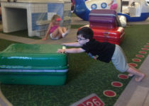Boston Logan Airport Travel Play Theme Environment Created by Playtime