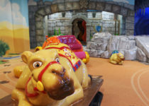 Lotte World Children's Stories Theme Play Environment Created by Playtime