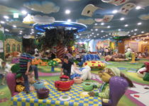 Lotte World Alice in Wonderland Children's Stories Theme Play Environment Created by Playtime