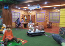 Lotte World Goldilocks Children's Stories Theme Play Environment Created by Playtime