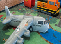 Minot International Airport Play Theme Environment Created by Playtime