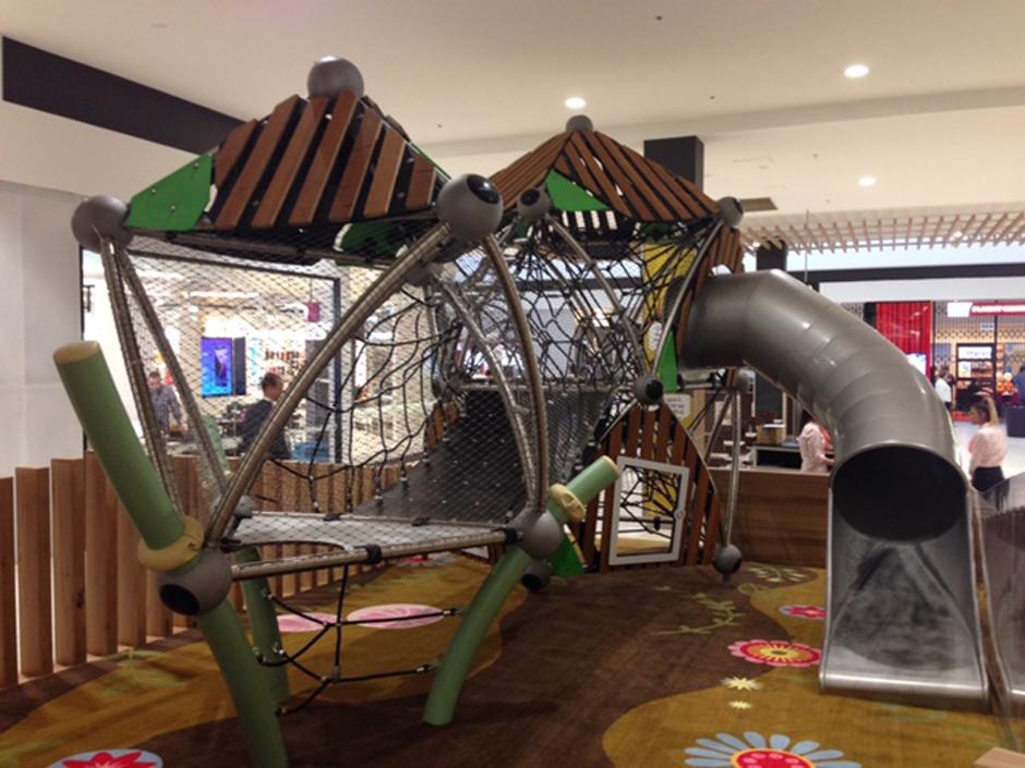 Custom indoor playground