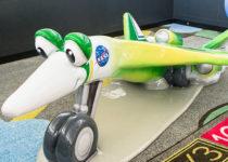 Washington Dulles Airport -Grasshopper NASA Play Theme Environment Created by Playtime
