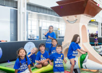 Washington Dulles Airport -Play Theme Environment Created by Playtime