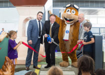 Washington Dulles Airport -Play Theme Environment Created by Playtime Grand Opening
