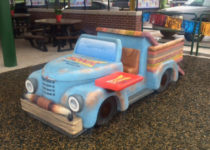Sonic Drive In Classic Car Theme Play Environment Created by Playtime