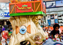 PLAYTIME Sesame Street Play area-tree