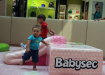 PLAYTIME Play area sponsorship Babysec