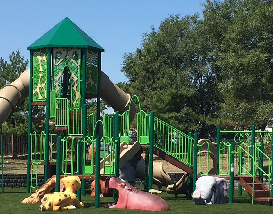 Secaucus custom Playground in NJ