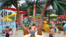 Shipwreck Cove Waterpark Duncan SC Water Play Environment Created by Playtime