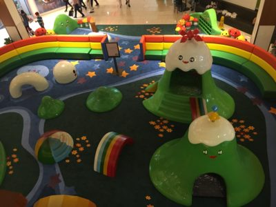 Dream Land play area created by Playtime