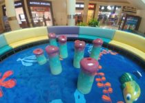 Under the sea play area in Cumberland Mall