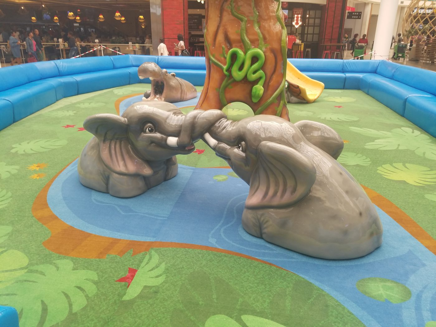 Mall Of Africa Playtime