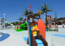 Ocean Lakes Campground Water Theme Environment Created by Playtime